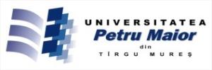 """""""Petru Maior"""" University of Tîrgu-Mureş, Romania"""
